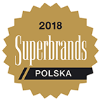 Superbrands Polska 2018 logo