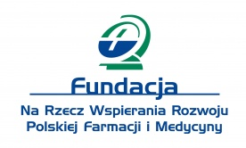 Logo of Foundation for the Development of Polish Pharmacy and Medicine