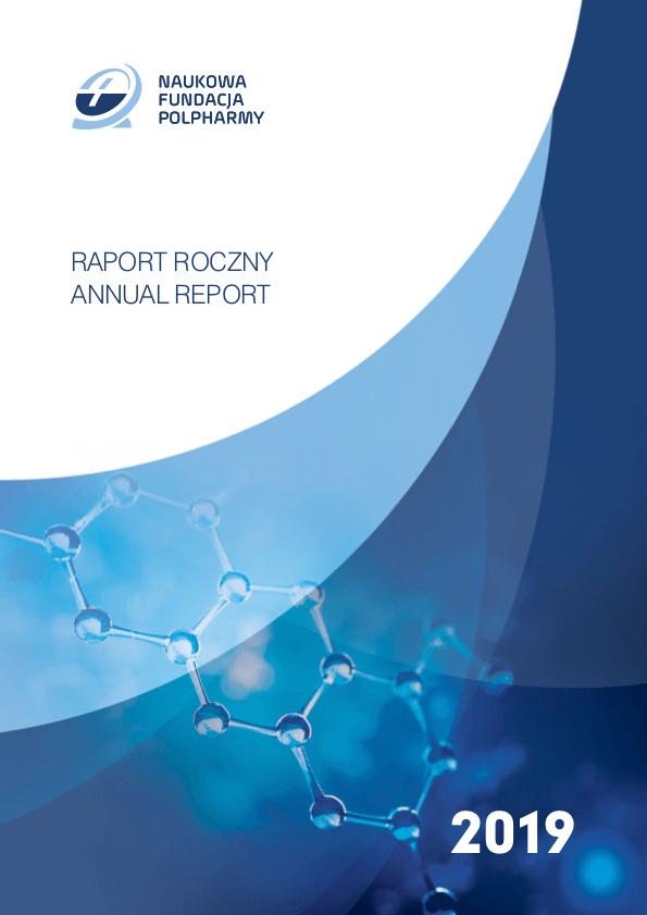 raport roczny 2019 okładka