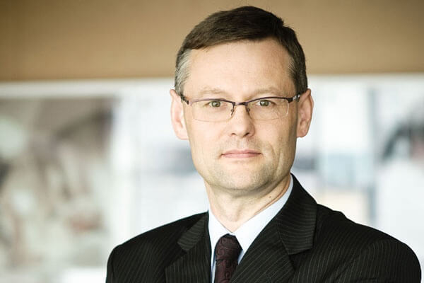 Vice-Chairman Zarządu Tomasz Moys