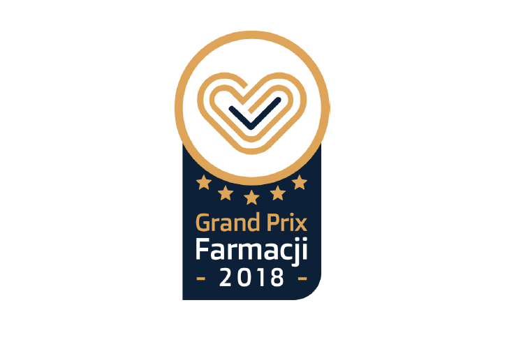 Logo Grand Prix Farmacji