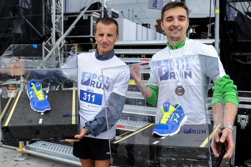 Zwycięzcy biegu PolRun