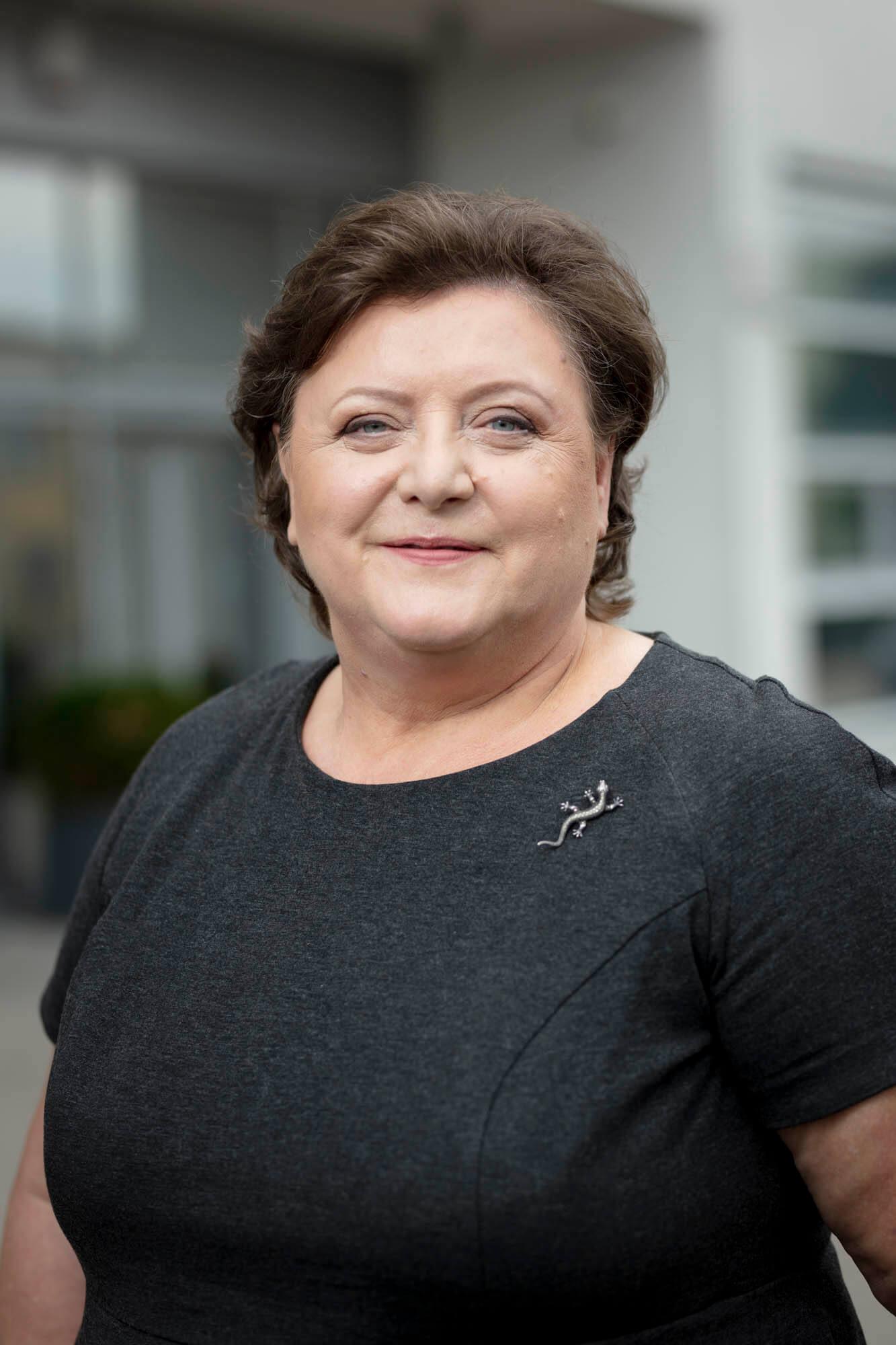President Medana Anna Durdyn