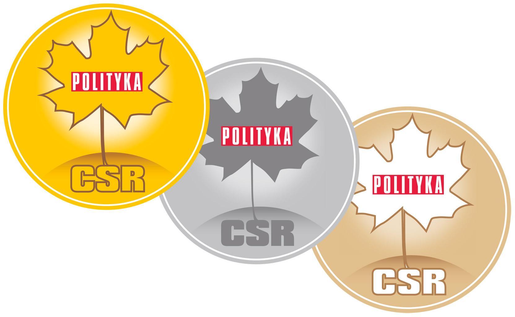 CSR Golden leafs logo