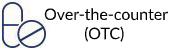 Over-the-counter (OTC) logo