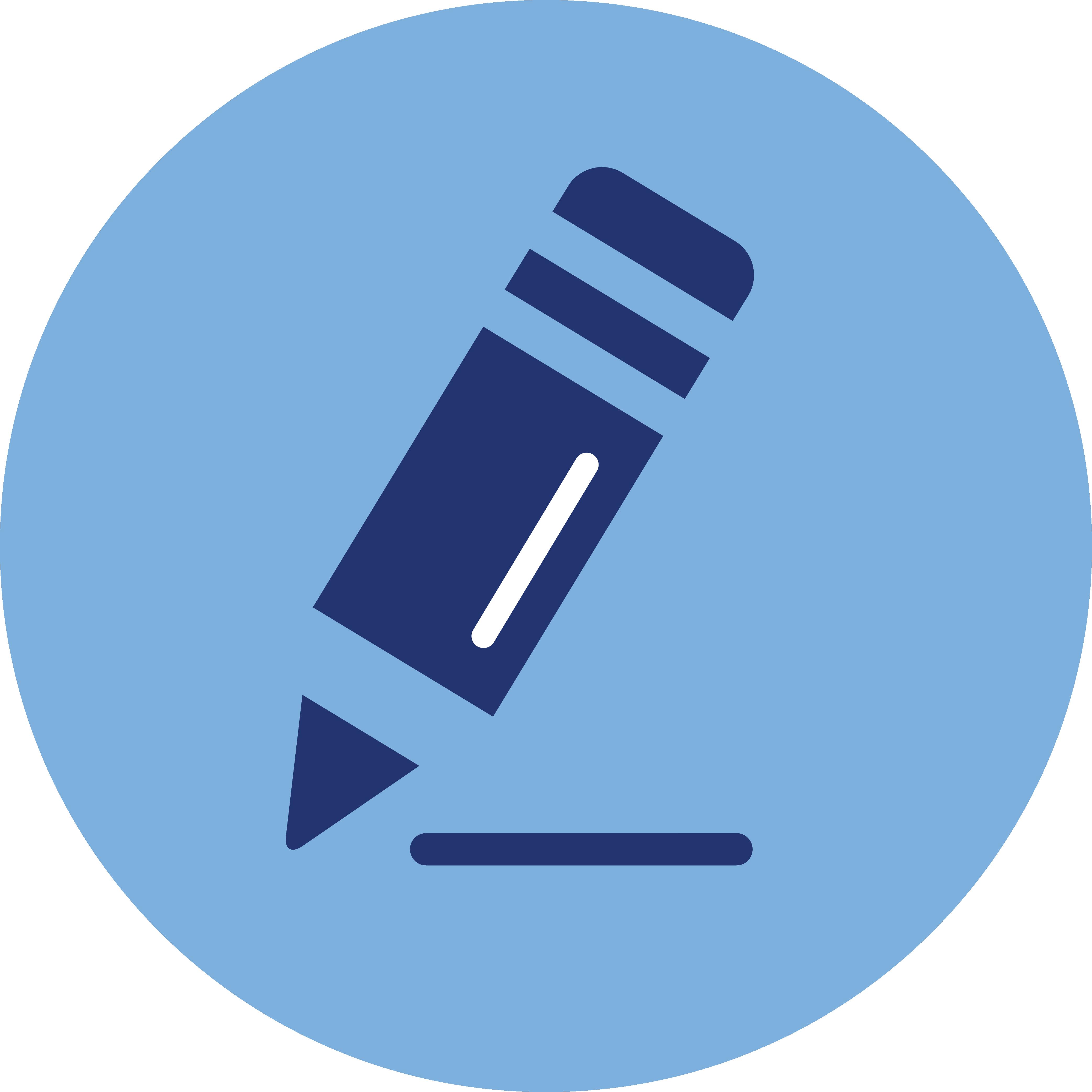 Participation in workshops logo