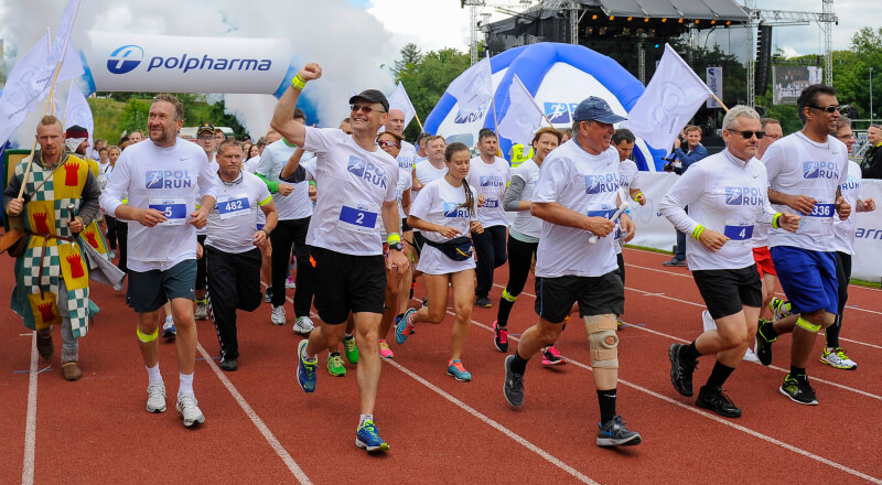 Runners of Pol-Run Event