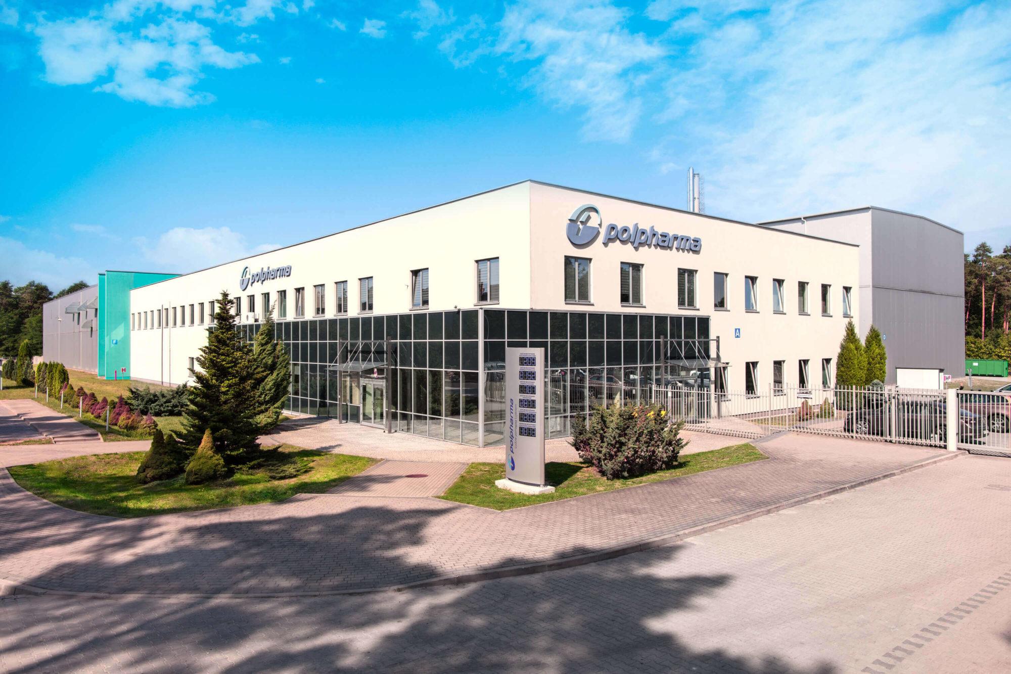 Nowa Dęba building