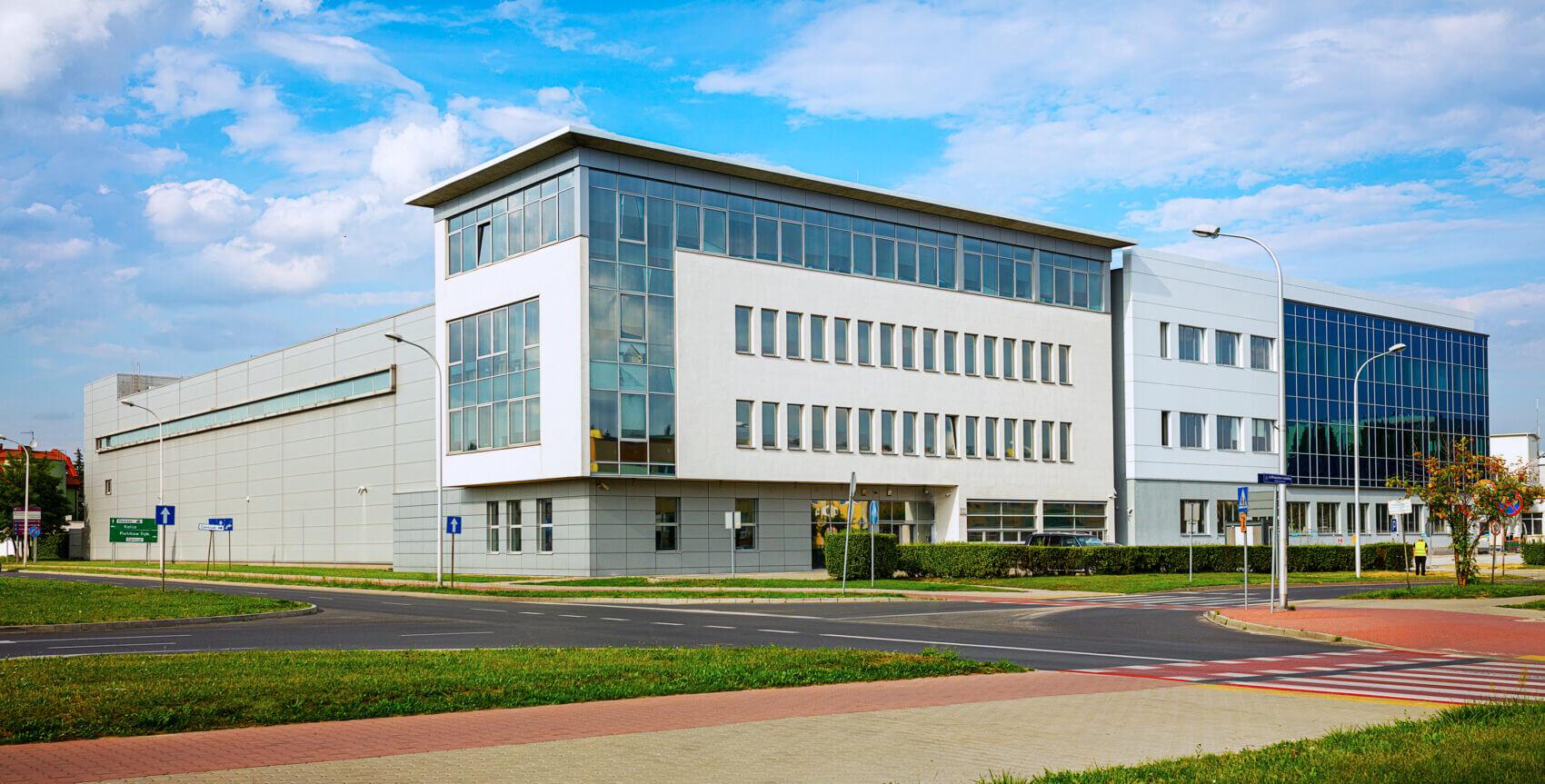 Medana plant building