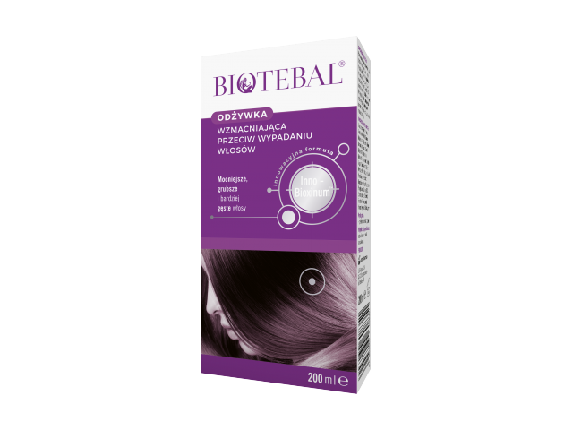 Biotebal Odżywka przeciw wypadaniu włosów 200ml