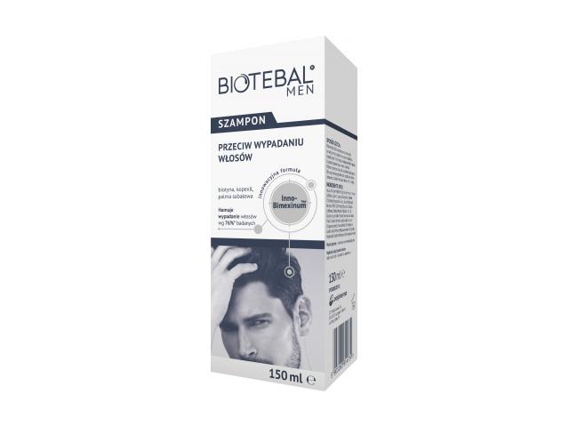Biotebal Men Szampon 150 ml