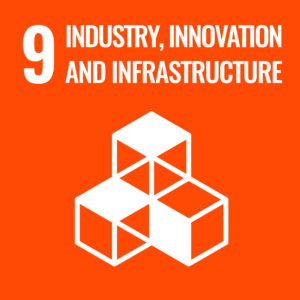 Sustainable development Industry, innovation and infrastructure icon