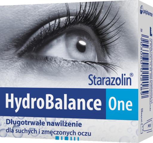 Starazolin HydroBalance One krople do oczu 0,5 ml x 12 minims