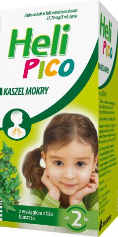 HeliPico syrop 27,78 mg/ 5 ml 100 ml