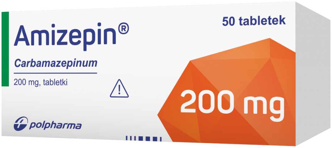 Amizepin 200 mg x 50 tabl.