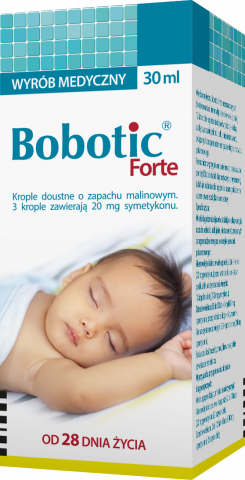 Bobotic Forte krople doustne 135 mg/ml 30 ml