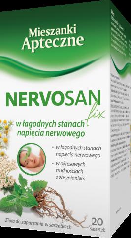 Nervosan fix 2 g x 20