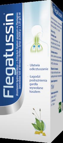 Flegatussin syrop 115 ml