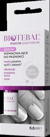 Biotebal Mocne Paznokcie 6,6 ml