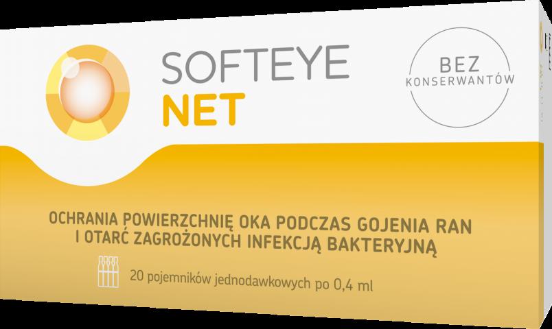 Softeye Net 0,4 ml x 20 pojemników