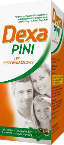 Dexapini syrop 150g/ 115 ml