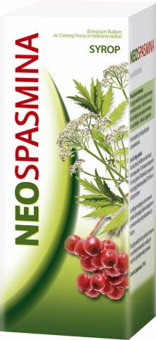 Neospasmina syrop 119 ml