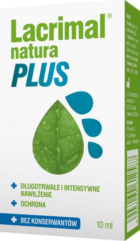 Lacrimal Natura Plus 10 ml