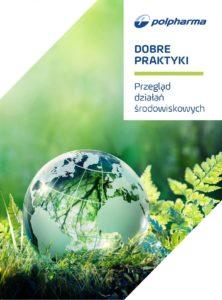 Okładka Dobre Praktyki - Przegląd działań środowiskowych